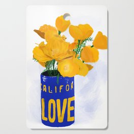 California LOVE Cutting Board