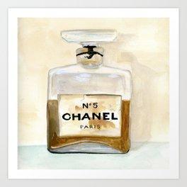 Parfume - No. 5 Art Print