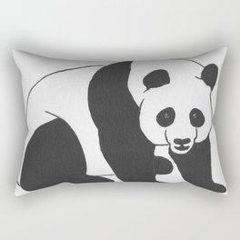 Giant Panda Rectangular Pillow