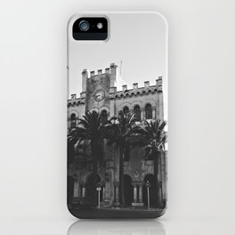 Ciutadella City Hall iPhone Case