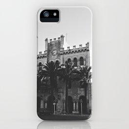 Ciutadella City Hall iPhone Case