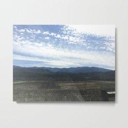 Smoky Cove Metal Print