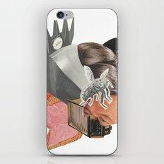 The Sting. iPhone & iPod Skin