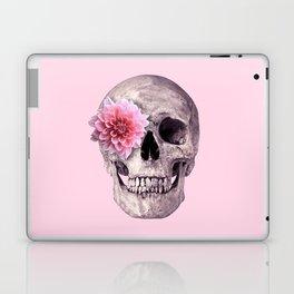 FLOWER SKULL Laptop & iPad Skin
