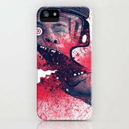 Hockey! iPhone Case