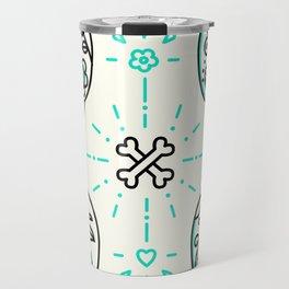 craneo_green Travel Mug