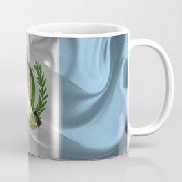 Guatemala Flag Coffee Mug
