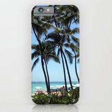 Waikiki Beach Slim Case iPhone 6s
