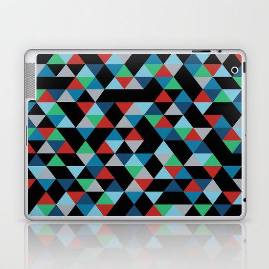 Triangles 4B Laptop & iPad Skin