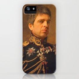 Noel Gallagher Oasis iPhone Case