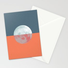 DOUBLE MOON Stationery Cards