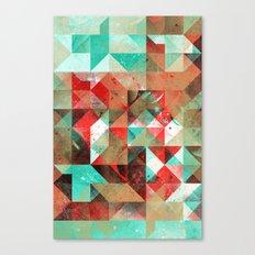 ryht lyht ryso rymyx Canvas Print