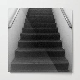 Stairs to nowhere Metal Print