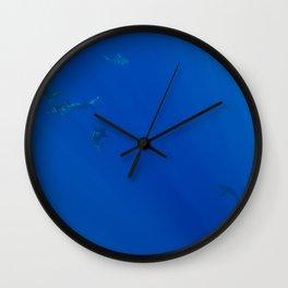 Hawaiian Shark VII Wall Clock