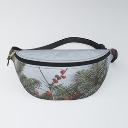 Happy Christmas Merry Christmas Fanny Pack