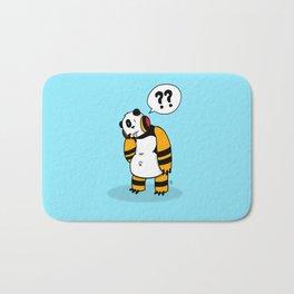 Bear :: The Question Bath Mat