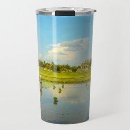 Rice fields forever by #Bizzartino Travel Mug