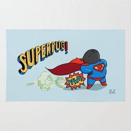 superpug! Rug