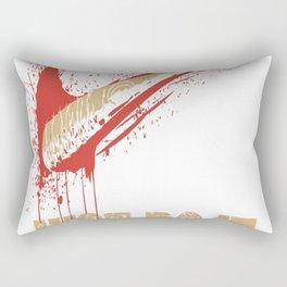 Just Do It Rectangular Pillow