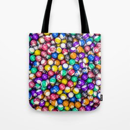 Poolhall Junkies Tote Bag