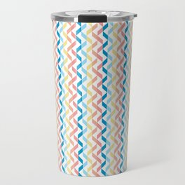 Ordered Peaches by the Sea Travel Mug