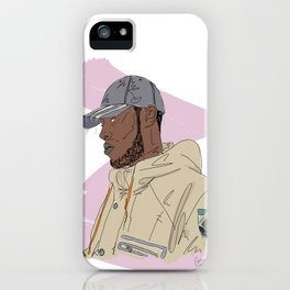 Stormzy iPhone Case