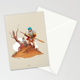Knight Stuff part 2 Stationery Cards