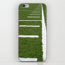 Football Lines iPhone Skin