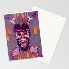 Moto Head Stationery Cards