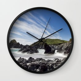 Kynance Cove Wall Clock