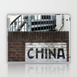 China - Chinese Wall 2.0 Laptop & iPad Skin