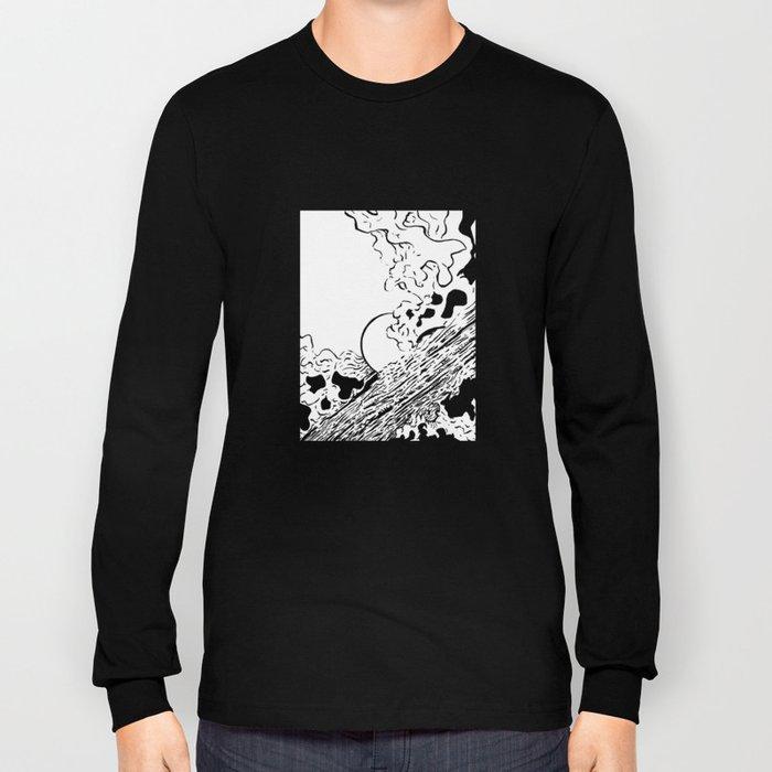 Space Swamp Long Sleeve T-shirt