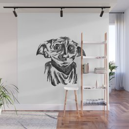 Dobby-The Hero Wall Mural