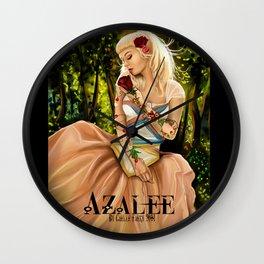 Azalée  Wall Clock