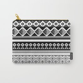Modern Black 2 Carry-All Pouch