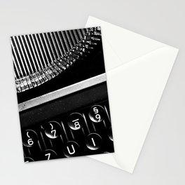 Typewriter No.3 Stationery Cards