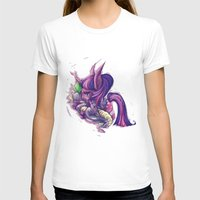 my little pony T-shirts featuring My Little Pony - Goodnight Luna by Poofette