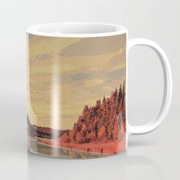 Prince Albert National Park Coffee Mug