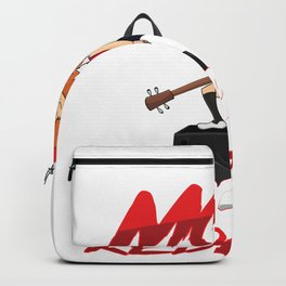 My Mom Is Redhead Ginger Red Hair Redheads Gift Backpack