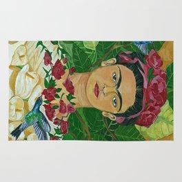 Frida In Heaven Rug