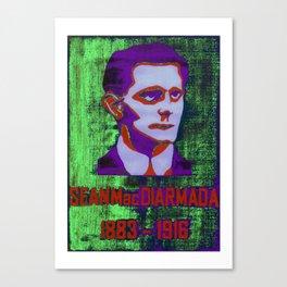 Sean MacDiarmada   1883-1916 Canvas Print