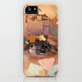Maia Detail iPhone Case