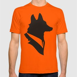 Monsieur Renard / Mr Fox - Animal Silhouette T-shirt