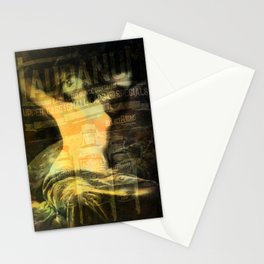 Laudanum, Vintage Advertisement Collage Stationery Cards