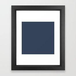 Blue Sea 35435A Framed Art Print