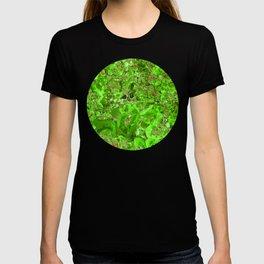 Marble Emerald Green T-shirt