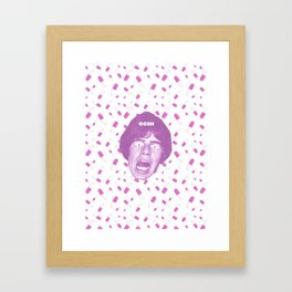 GOSH Framed Art Print
