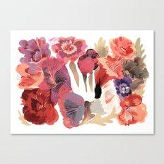 Spring Suicide Canvas Print