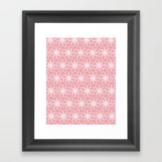 PAISLEYSCOPE dandelion Framed Art Print