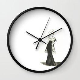Passionate Women 2 Wall Clock